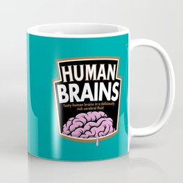 Human Brains Coffee Mug