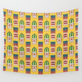 Nut Crackin' Army (Patterns Please) Wall Tapestry