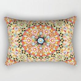 Gypsy Caravan Mandala Rectangular Pillow