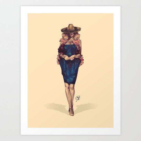 Bellclass Art Print