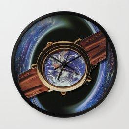 Earth Hour Wall Clock