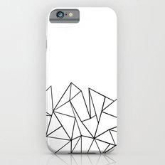 Ab Peaks White iPhone 6s Slim Case