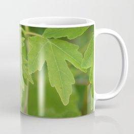 Amber Orientalis Leaves Coffee Mug