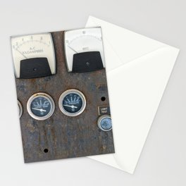 Industrial Machine Stationery Cards