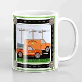 vehicles block Coffee Mug