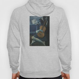 Pablo Picasso - The Old Guitarist Hoody