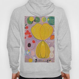 "Hilma af Klint ""The Ten Largest, No. 07, Adulthood, Group IV"" Hoody"