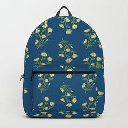Floral pattern #1 Backpack