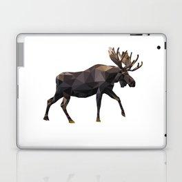 Polygon geometric Moose Laptop & iPad Skin