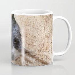 Shih Tzu Coton De Tuléar Dog Among Stuffed Animals Coffee Mug