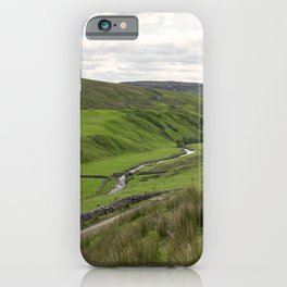 Stonesdale Bikers iPhone Case