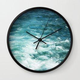 Ferrys Wake Wall Clock