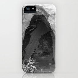 Old Bell Cave from Israel iPhone Case