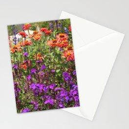 Flowering Garden Stationery Cards