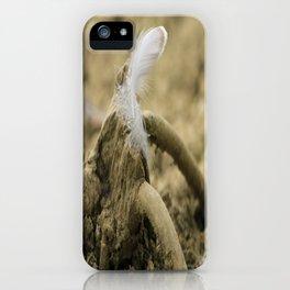 Like a feder iPhone Case