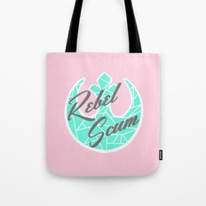 Star Wars Rebel Scum Minty Pink Tote Bag