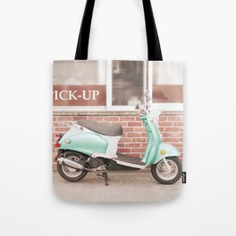 A Sweeter Ride Tote Bag