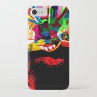 diablo iPhone & iPod Cases featuring diablo 2 by Alvaro Tapia Hidalgo