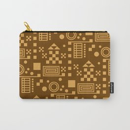 Wonderland Chocolate Carry-All Pouch