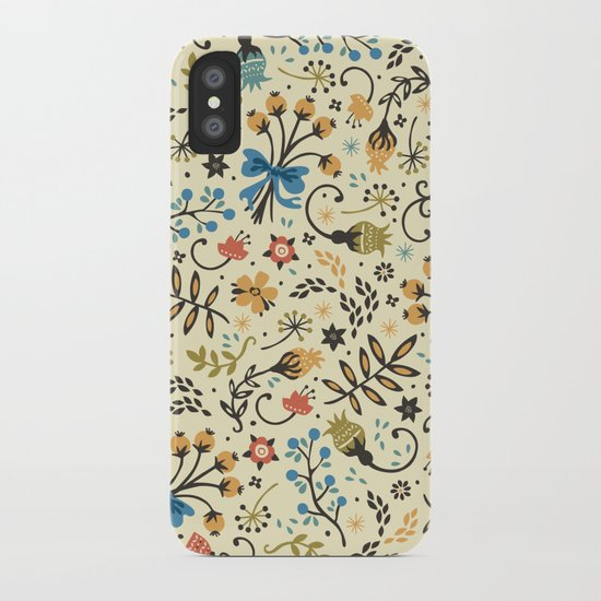Floral Bloom iPhone Case