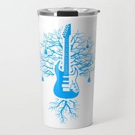Guitars Travel Mug