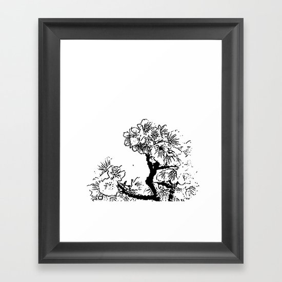 Cherry Blossom #7 Framed Art Print