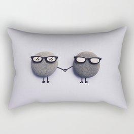 Rock-abye Baby Rectangular Pillow