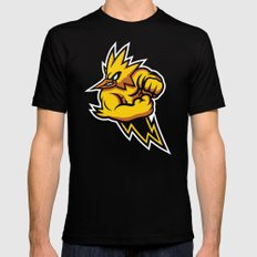 INSTINCT SMALL Mens Fitted Tee Black