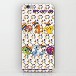 Pride pokemoncover  iPhone Skin