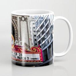 The Chicago Theatre Coffee Mug
