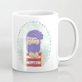 Follow Rivers Coffee Mug