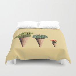 3 Cactus Duvet Cover