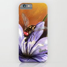 Fly on flower 10 iPhone 6s Slim Case