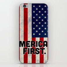 American First iPhone Skin