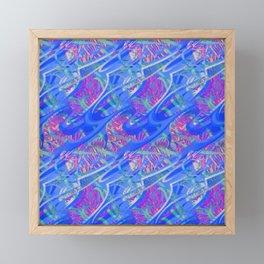 Aquatic #society6 #decor #buyart Framed Mini Art Print