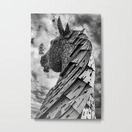 The Kelpie Metal Print