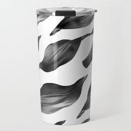 black leaves Travel Mug