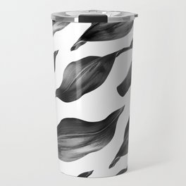 black leaves Travel Mug