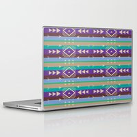 tribal Laptop & iPad Skins featuring Tribal by camilla bologna