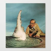 science Canvas Prints featuring science! by Jesse Treece
