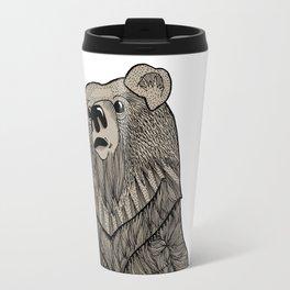 Beary Hairy Travel Mug