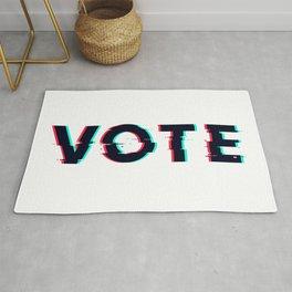 Vote Glitch 2020 Election Voting Biden Trump Rug