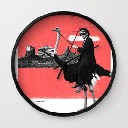Lone Ranger Wall Clock