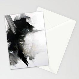Black Leader Stationery Cards