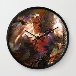 League of Legends GOD FIST LEE SIN Wall Clock