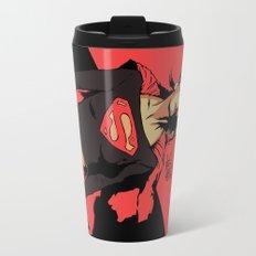 Girl of Steel Travel Mug