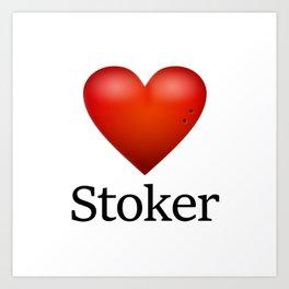 iStoker Art Print