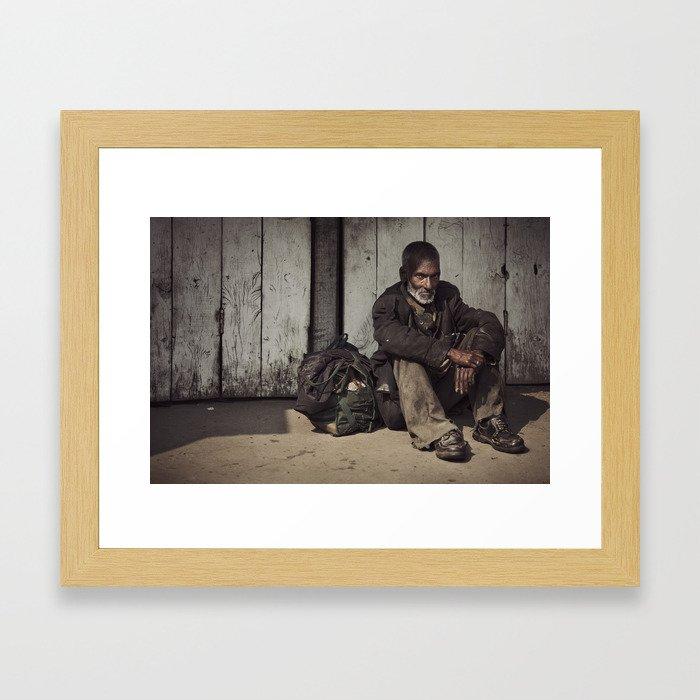 Asia 31 Framed Art Print