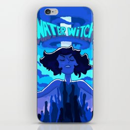 Water Witch iPhone Skin