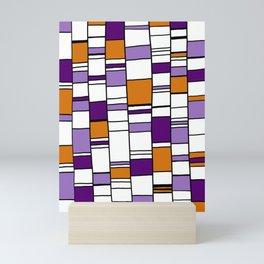 Poyple and Oynge Mini Art Print